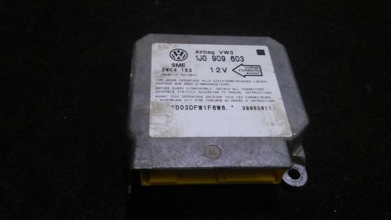 Airbag crash sensors module Ford Galaxy 1998    2.0 003dfw1f6w6