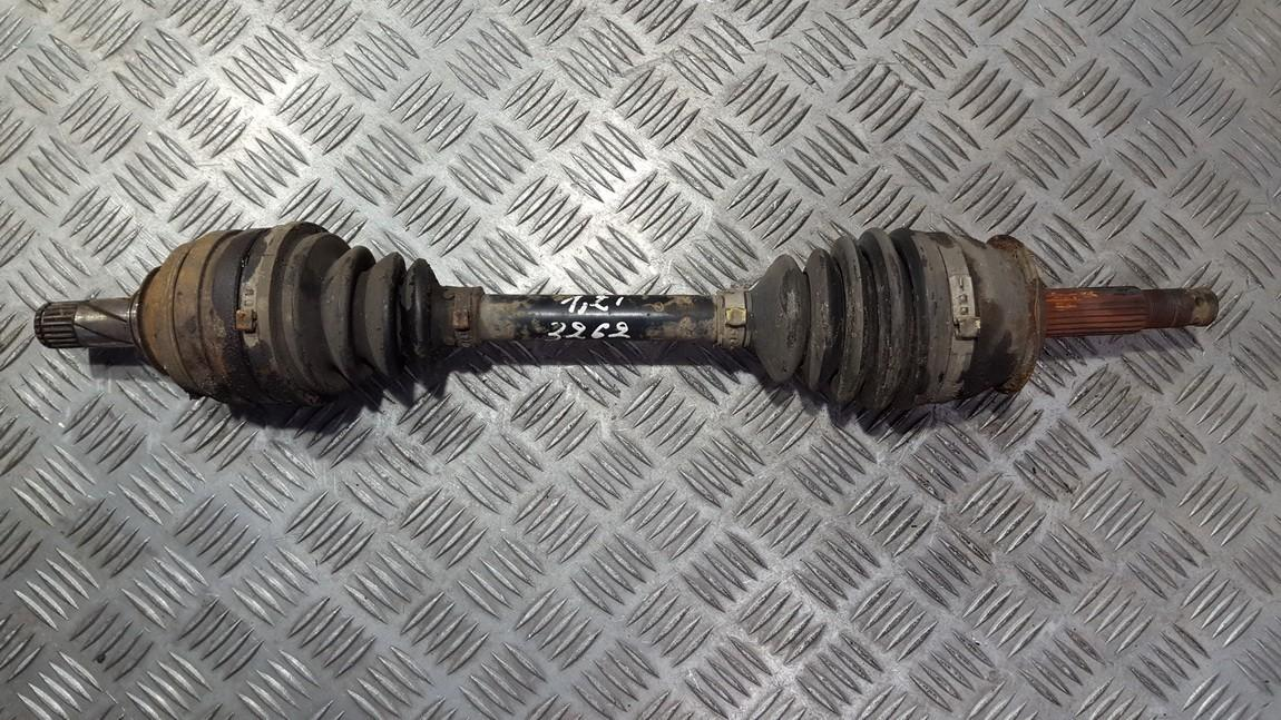 n/a Axles - front left side Opel Corsa 1998 1.2L 30EUR EIS00250977