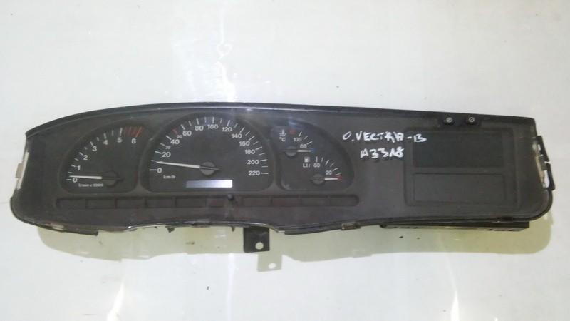 Spidometras - prietaisu skydelis 87001362 n/a Opel VECTRA 2003 1.8