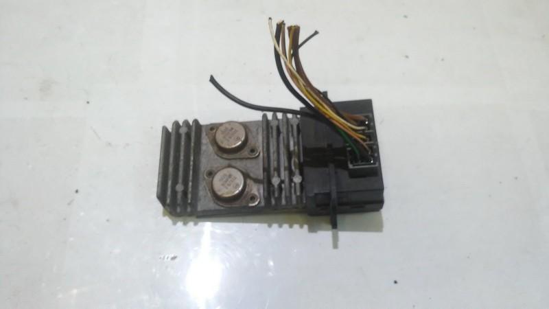 Heater Resistor Renault Scenic 1997    1.9 652873n