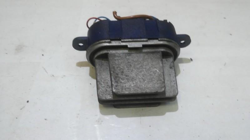 Heater Resistor Renault Laguna 2002    1.9 52485218