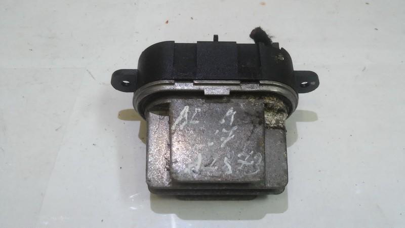 Heater Resistor Alfa-Romeo 147 2001    1.9 52466964