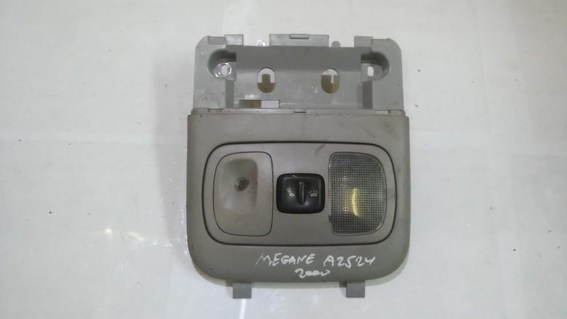 Front Interior Light Renault Megane 2001    1.6 7700832029