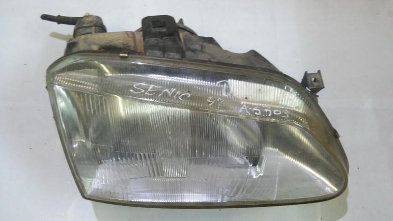 Front Headlight Right RH Renault Scenic 1997    1.9 e24706