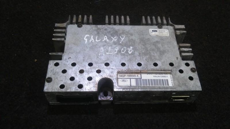 Garso stiprintuvas (audio) 94gp18b849a 94gp-18b849-a Ford GALAXY 1996 2.0