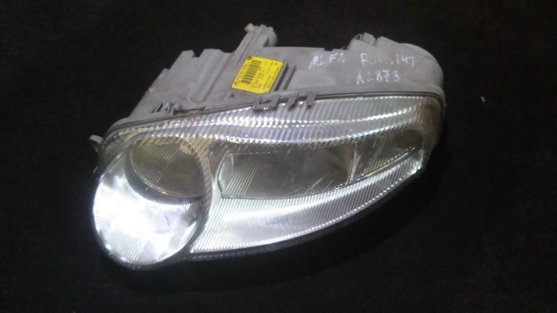 Front Headlight Left LH Alfa-Romeo 147 2001    1.9 465565640