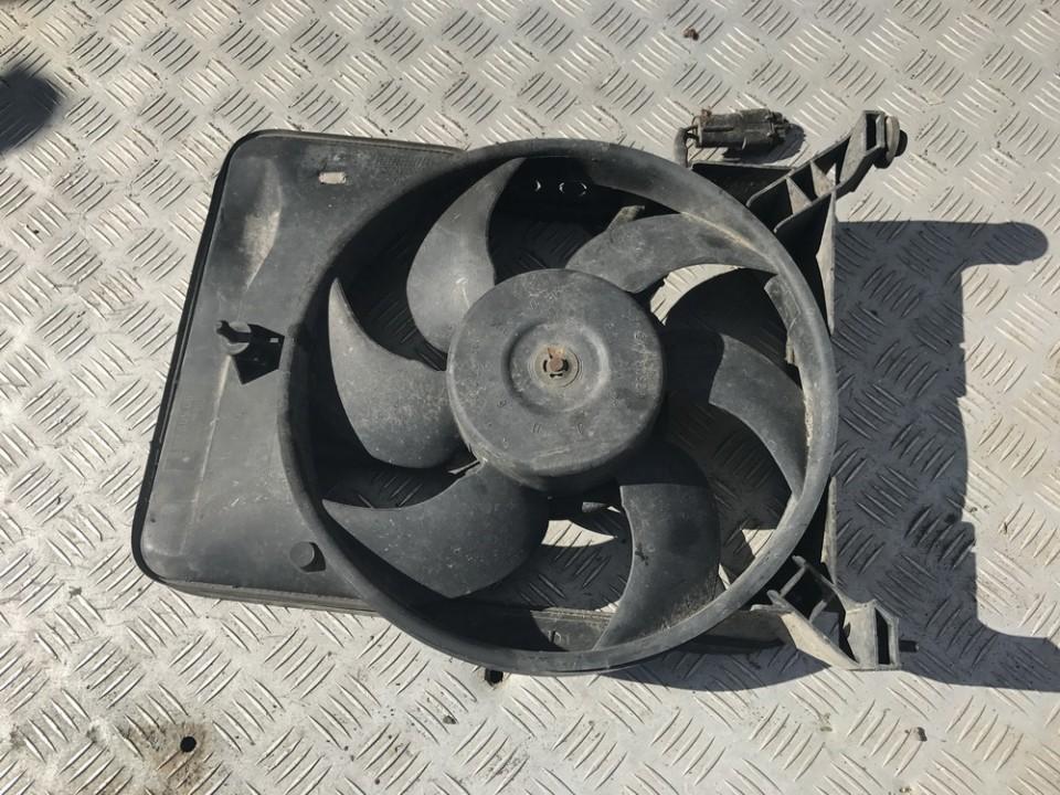 Difuzorius (radiatoriaus ventiliatoriaus) 90500025 90467915 Opel OMEGA 1999 2.5