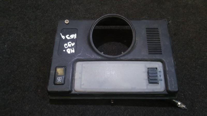 Front Interior Light Mercedes-Benz E-CLASS 1983    2.5 1268201001
