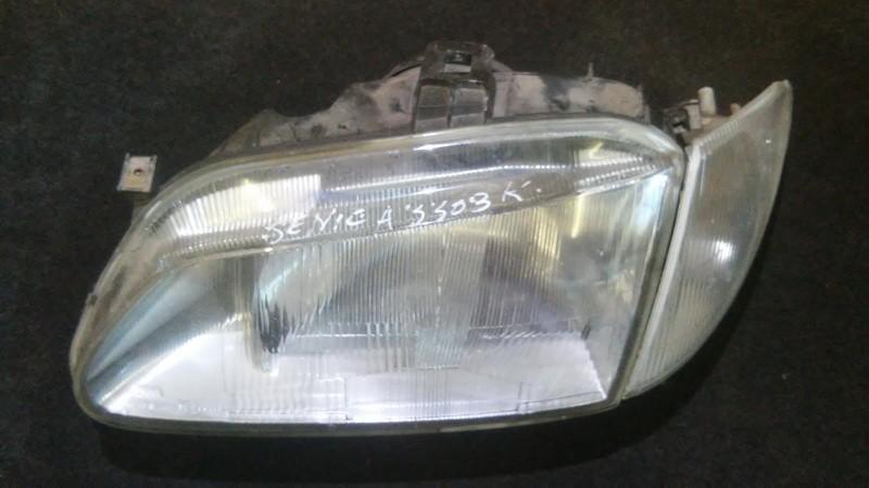 Front Headlight Left LH Renault Scenic 1997    1.9 e24706