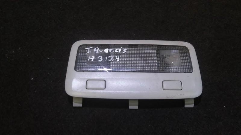 Front Interior Light Toyota Avensis 2006    2.0 8125005021