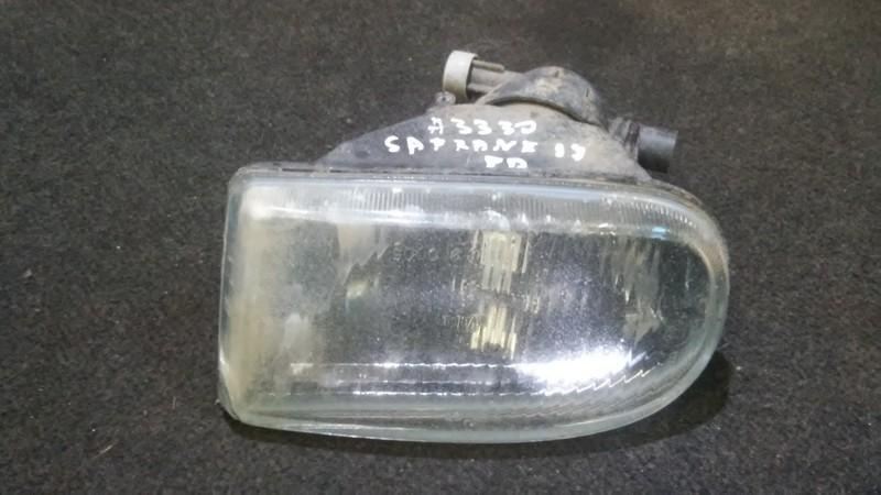 Front Fog lamp right Renault Safrane 1997    2.0 7700849281c