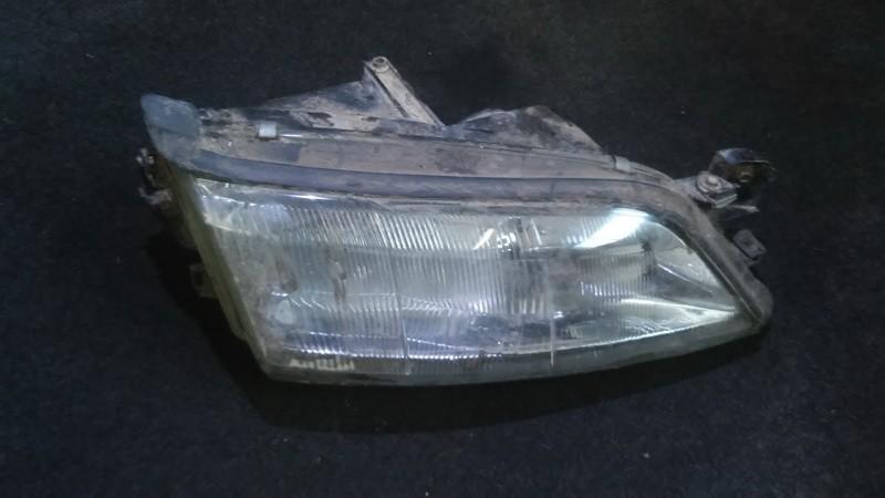 Front Headlight Right RH Opel Vectra 1996    2.0 nenustatytas