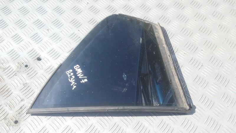 Quarter glass - rear left side BMW 7-Series 1997    3.0 nenustatytas