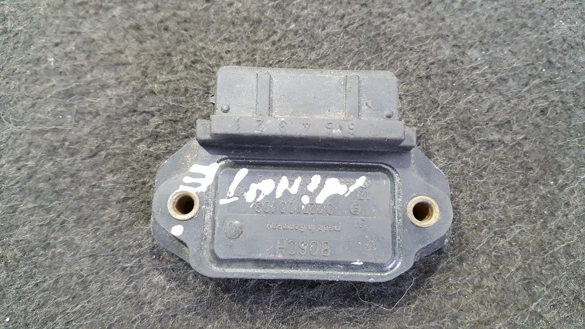 Ignition Control Module 211905351A 0227100103 Volkswagen GOLF 1994 1.9