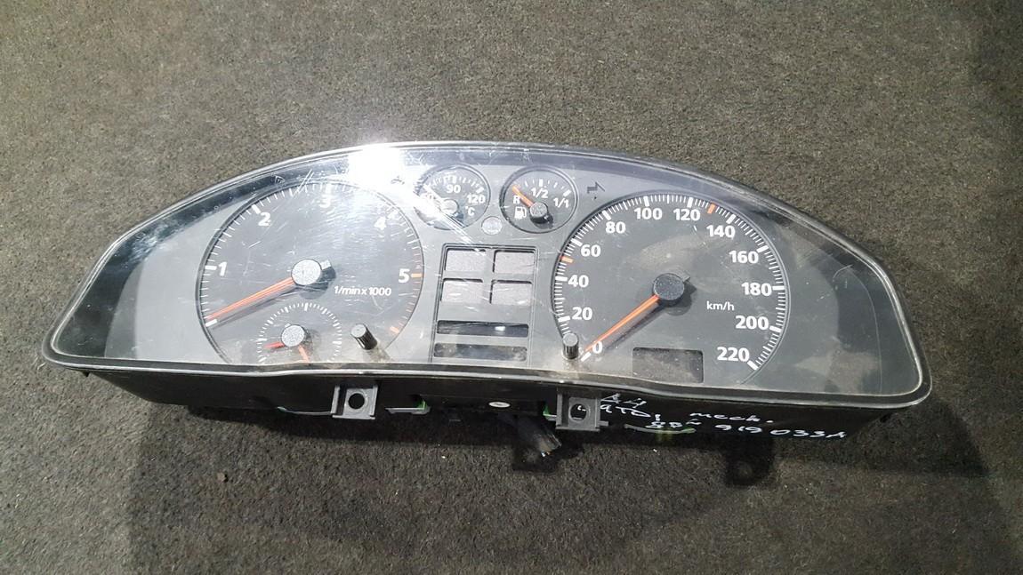 Щиток приборов - Автомобильный спидометр Audi  A4, B5 1994.11 - 1999.09