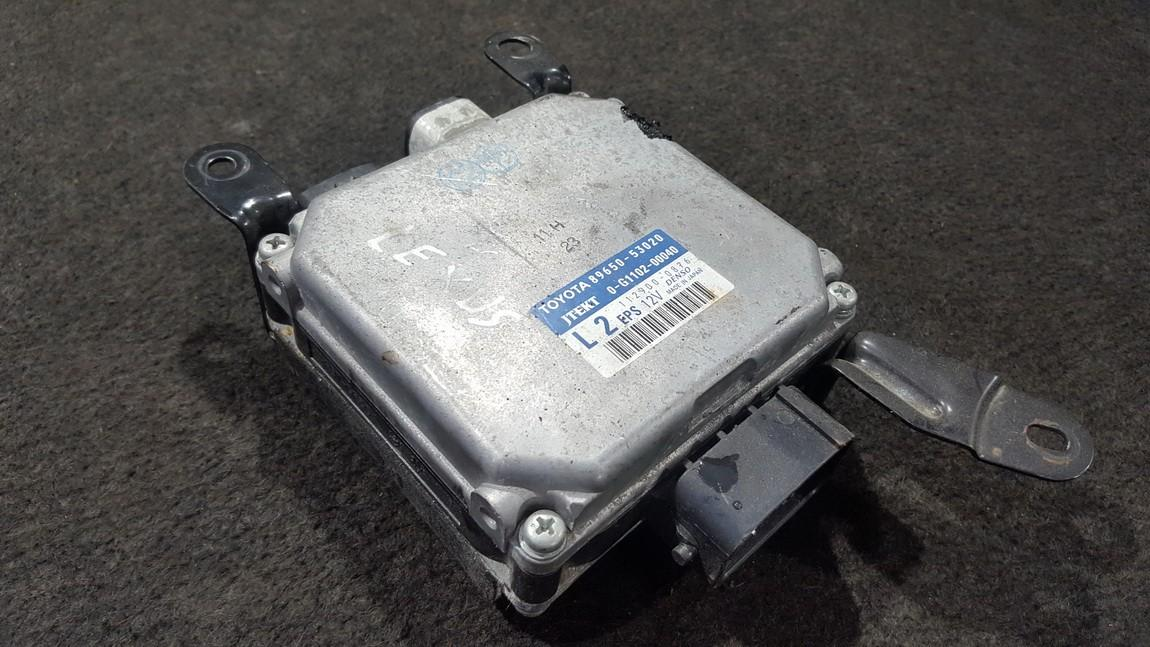 Power Steering ECU (steering control module) Lexus IS - CLASS 2006    2.5 8965053020