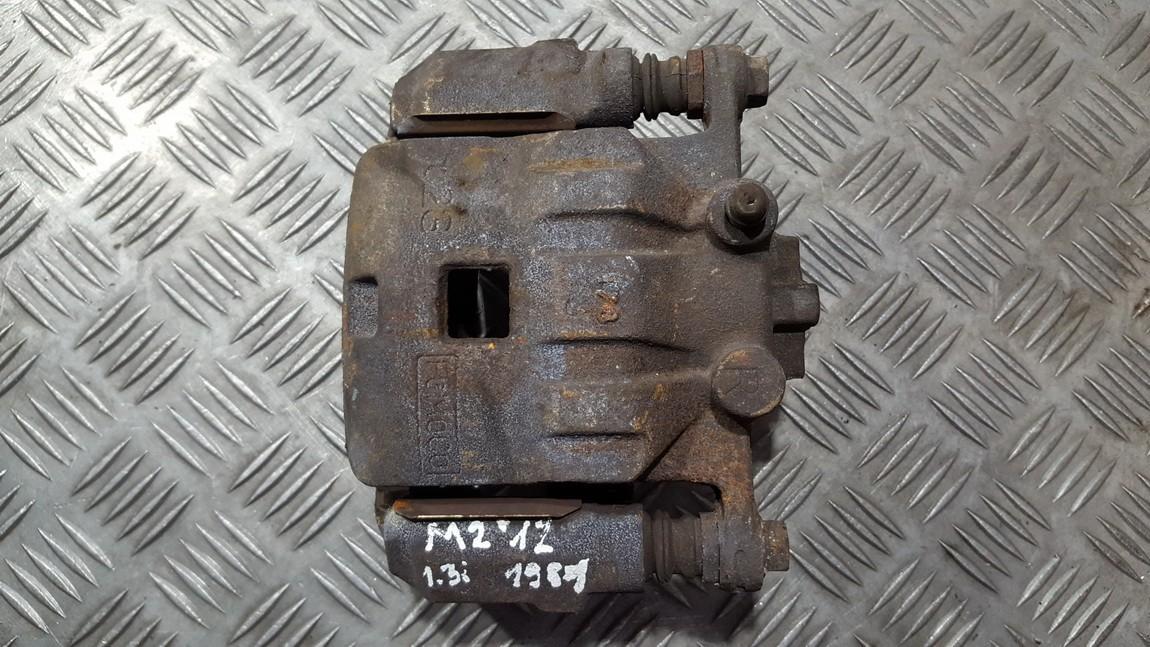 Суппорт передний правый (Тормозной суппорт) NENUSTATYTA n/a Mazda 2 2003 1.4