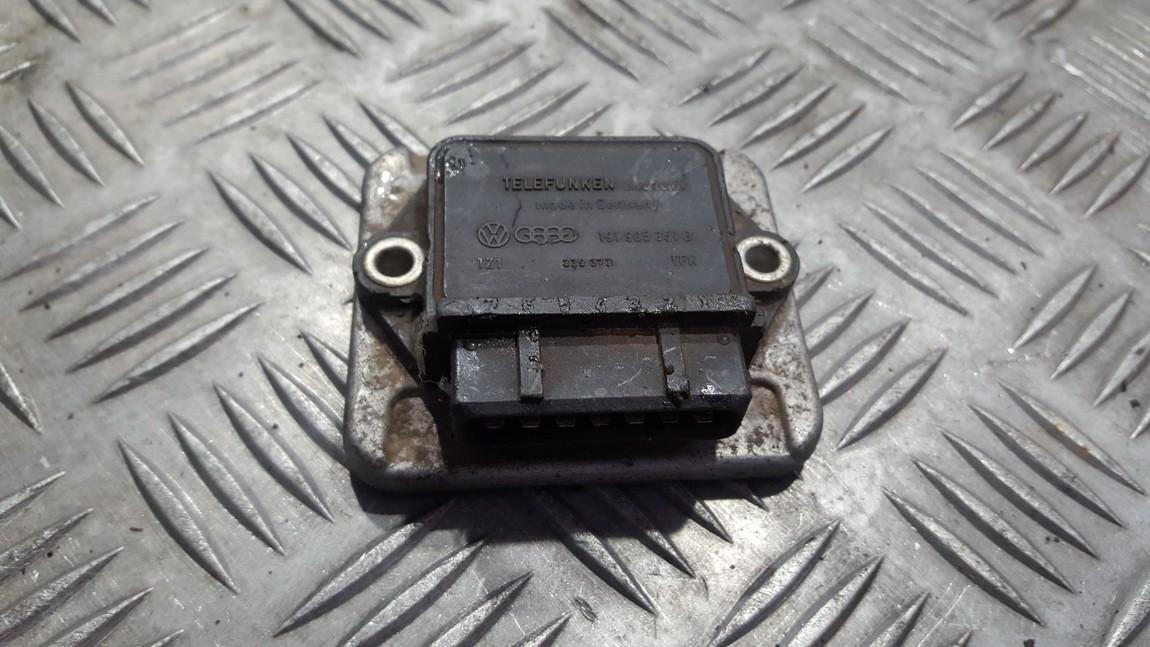 Ignition Control Module Volkswagen Jetta 1985    1.6 191905351B
