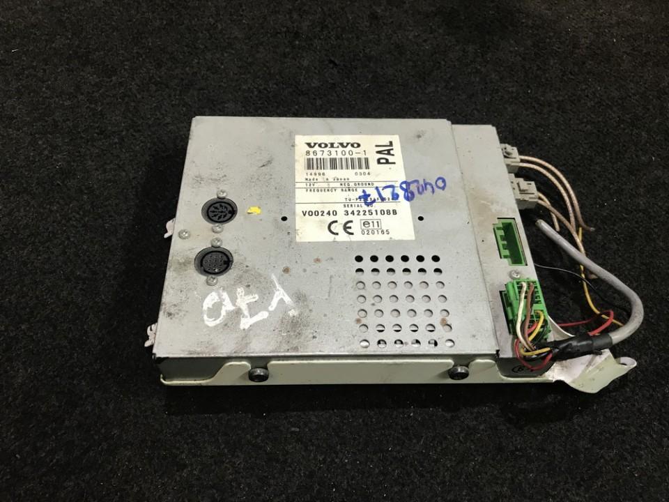 компьютер системы навигации Volvo XC 70 2003    2.0 86731001
