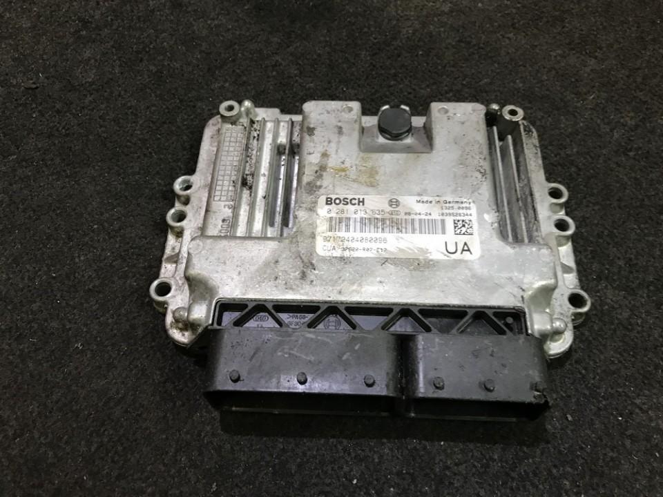 Блок управления двигателем 0281013635 97172404080096, 1039s26344 Honda CR-V 2004 2.0