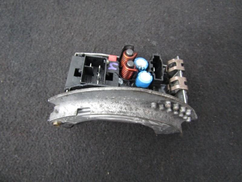 Heater Resistor (Heater Blower Motor Resistor) 9140010507 983821J-G, F011021633 Volkswagen GOLF 2004 1.6