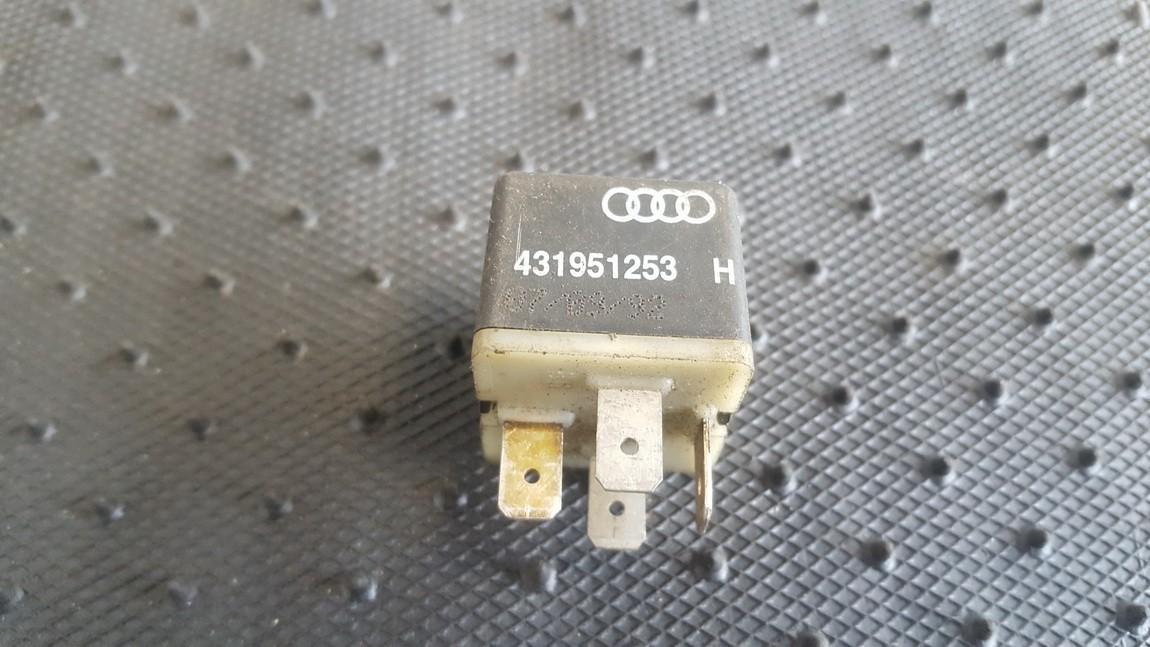 Rele 431951253H N/A Audi A4 2002 1.9
