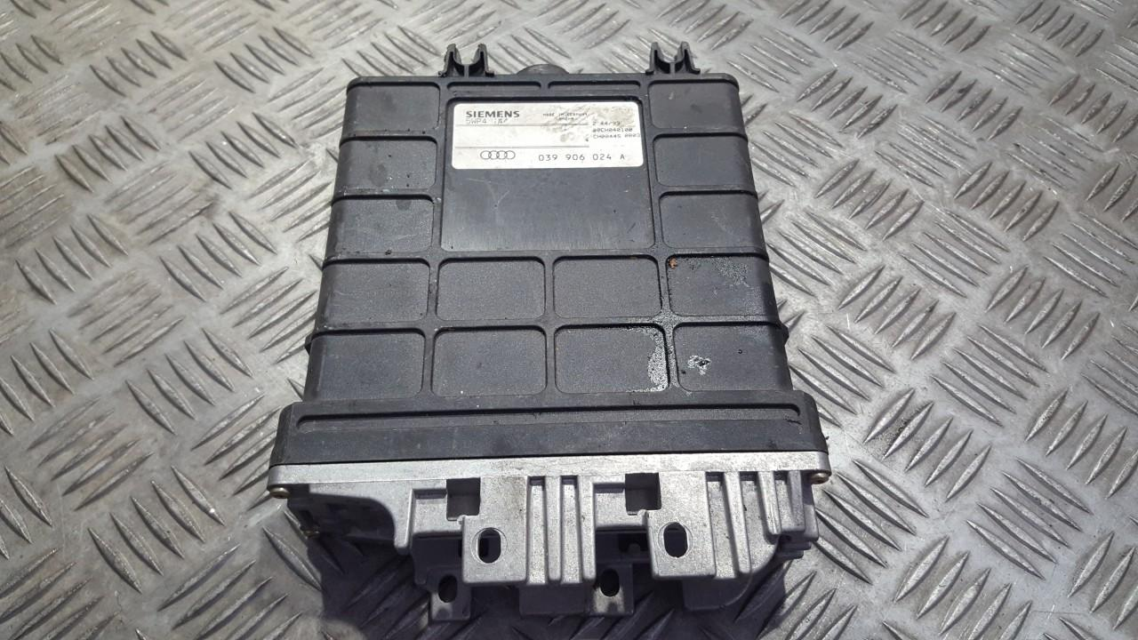 Variklio kompiuteris 039906024a 5wp4144 Audi 80 1991 1.8
