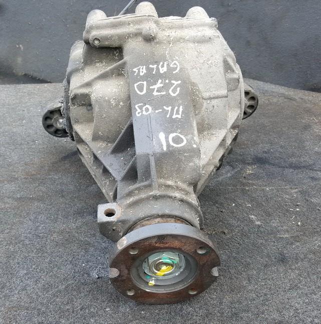 Reduktorius G. 4460310012 4460-310-012, 4460310013, 4460-310-012 Mercedes-Benz ML-CLASS 2003 3.2