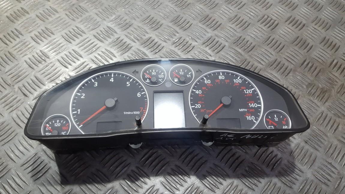 Spidometras - prietaisu skydelis 4b0920981k 110.080.128/010 Audi A6 2007 2.0
