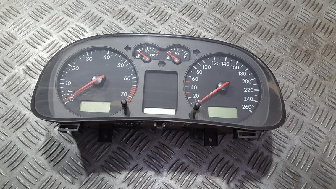 Spidometras - prietaisu skydelis 1j0920802c 110.008.957/058 Volkswagen GOLF 1994 1.9
