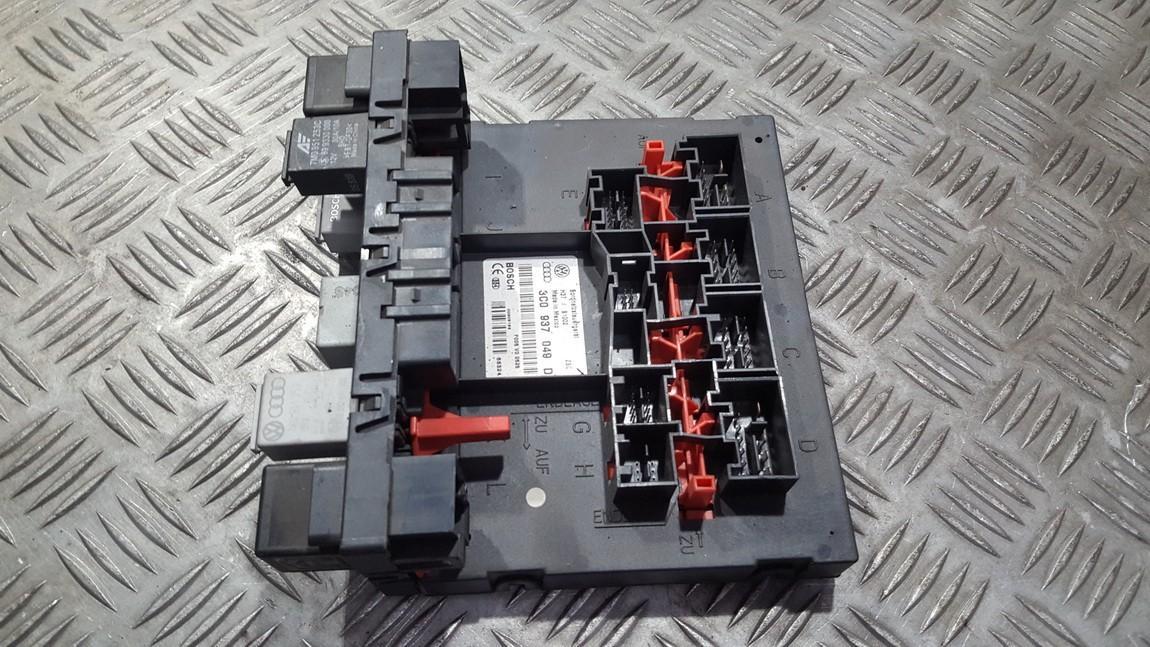 Komforto blokas 3c0937049d h37/s1002 Volkswagen GOLF 2007 2.0
