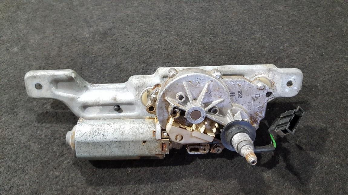 Задняя электродвигатель стеклоочистителя Volkswagen Golf 1995    1.6 1H6955713A