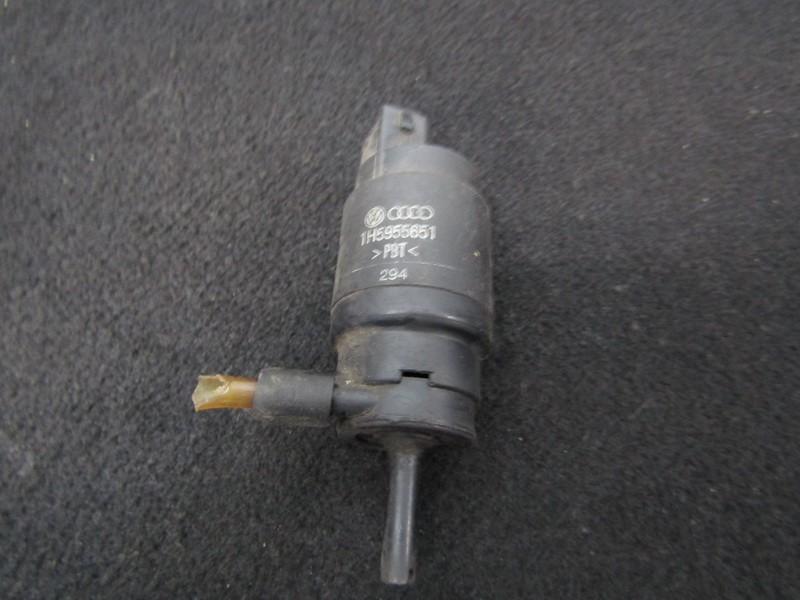 Langu apiplovimo varikliukas 1h5955651 nenustatyta Volkswagen TRANSPORTER 1992 2.4
