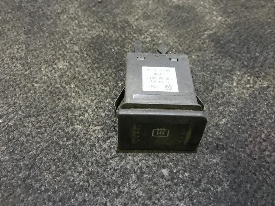 Stiklo sildymo mygtukas 1j0959621c n/a Volkswagen GOLF 2005 1.9