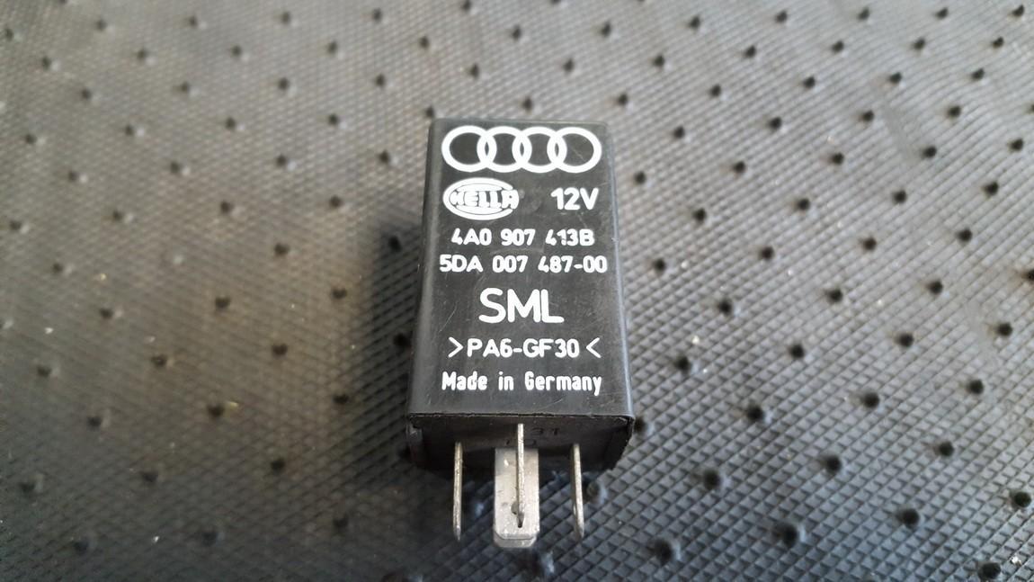 Блок электронный 4A0907413B 5DA007487-00, 5DA00748700 Audi A6 1998 2.5