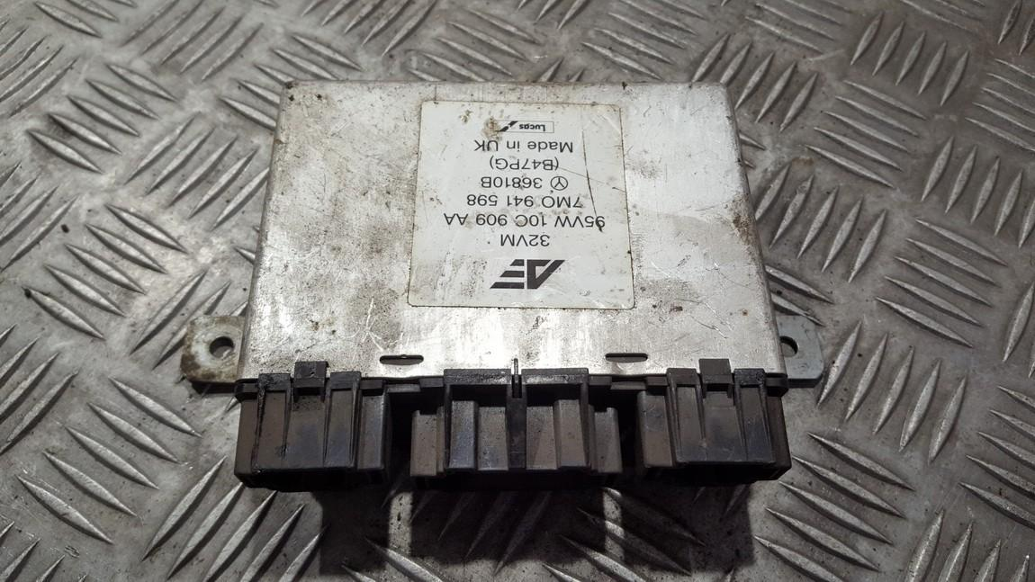 Блок комфорта 95vw10c909aa 7m0941598 Volkswagen SHARAN 2003 1.9