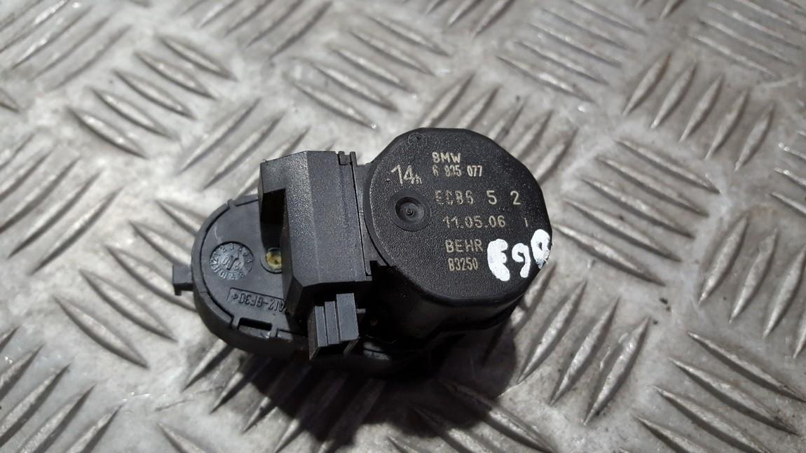 Peciuko sklendes varikliukas 6935077 ecb6 BMW 3-SERIES 2002 1.8