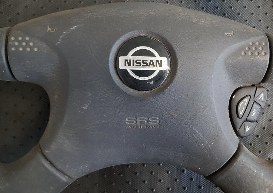 Подушка в руль SRS NENUSTATYTA NENUSTATYTA Nissan ALMERA 1995 1.6