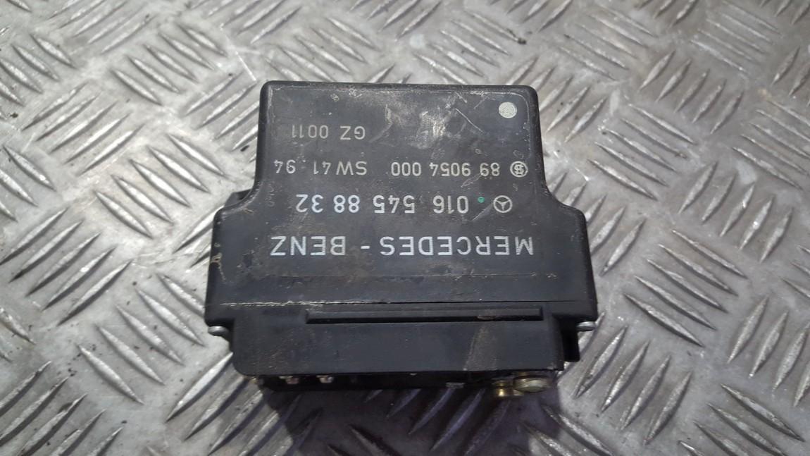 блок управления свечами накаливания Mercedes-Benz E-CLASS 1996    3.0 0165458832