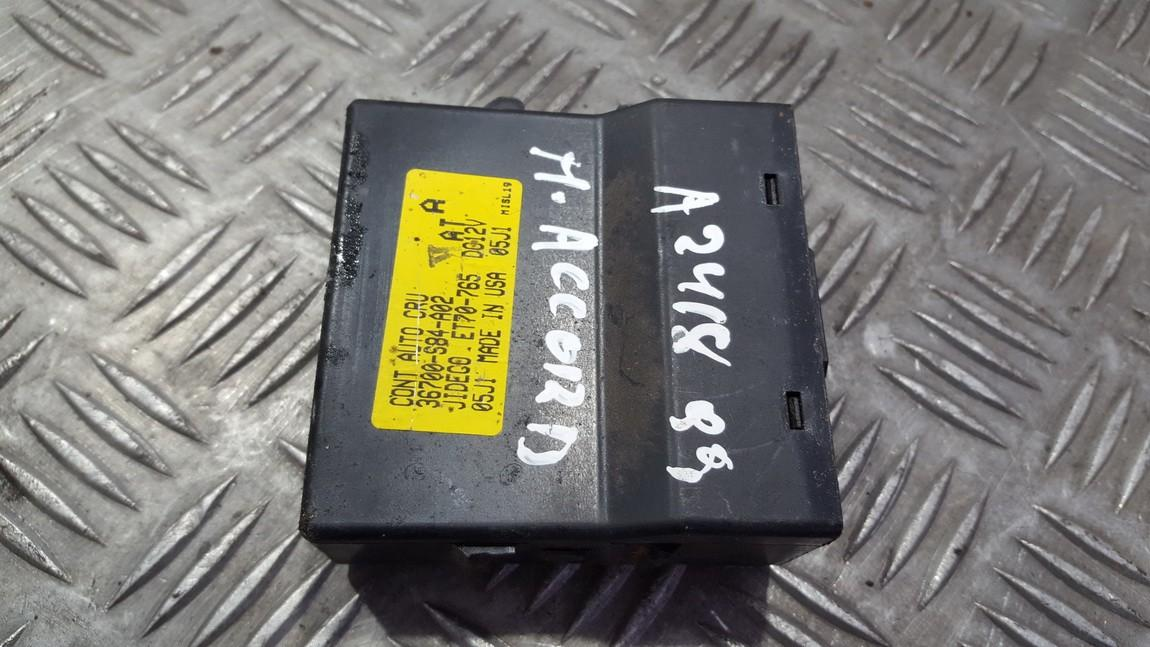 Блок управления круиз контролем Honda Accord 1999    2.3 36700S84A02