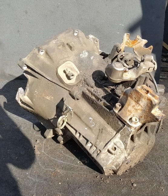 Crbe Cr  Be Icir F Icirf Gearbox Ford Transit