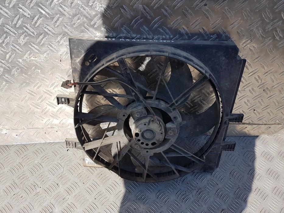 Difuzorius (radiatoriaus ventiliatoriaus) a1685000093 n/a Mercedes-Benz A-CLASS 2004 1.4