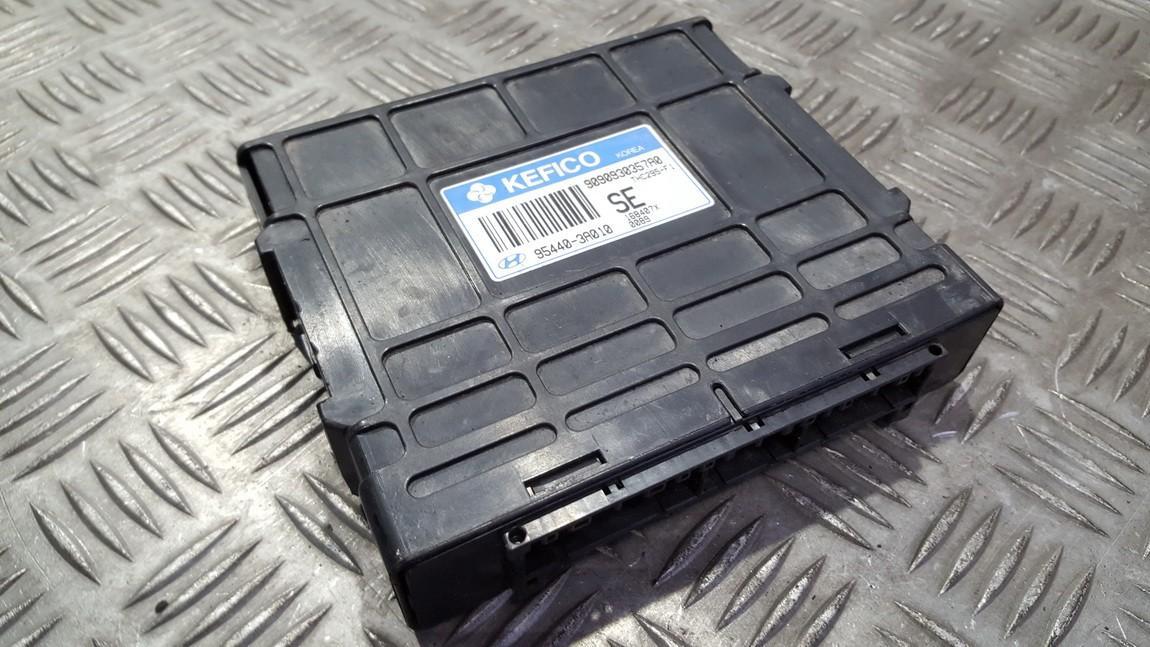 Variklio kompiuteris 954403A010 95440-3A010, THC295-F1, THC295F1, 168407X, 168407X, 9090930357A0 Hyundai SONATA 1999 2.0