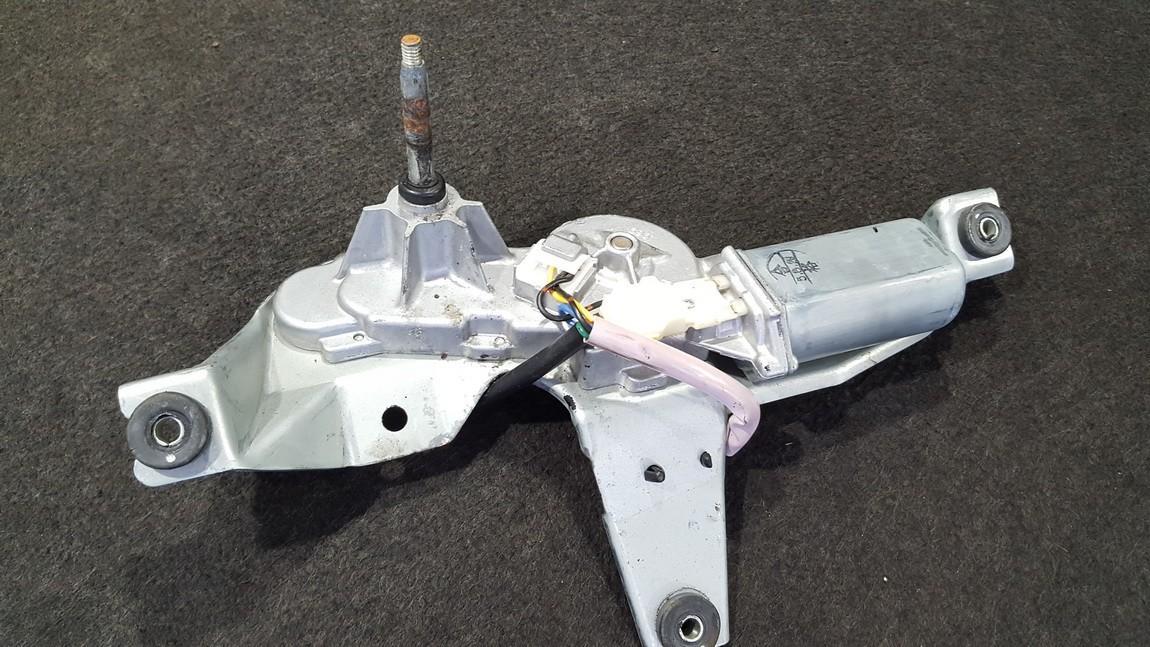 Rear wiper motor (Rear Screen Wiper Engine) Nissan Murano 2006    0.0 34969581