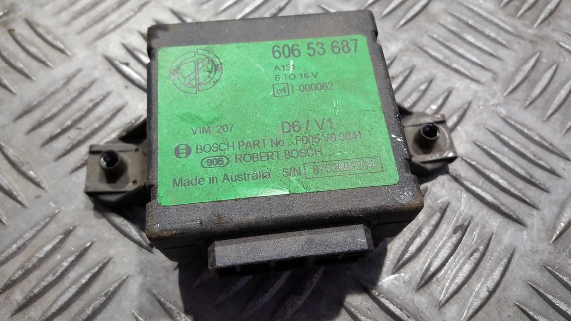 Иммобилайзер блок Alfa-Romeo 156 1998    2.0 60653687