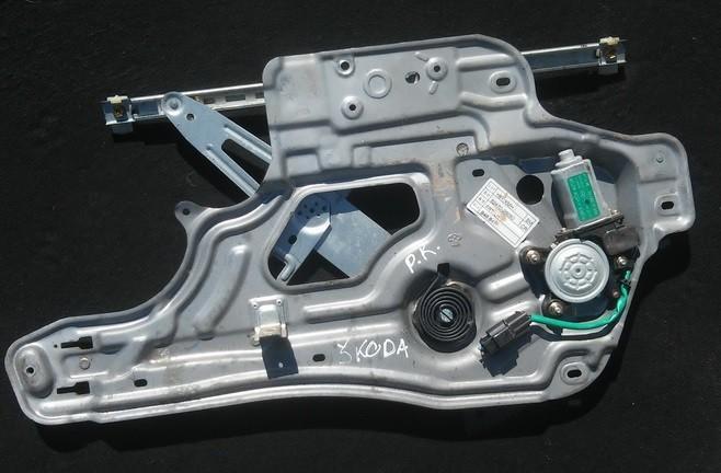 Hyundai  Santa Fe Door winder mechanism (Window Regulator) front left side