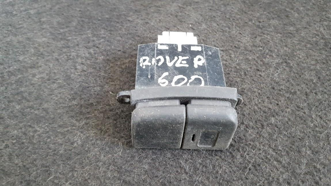 Stiklo sildymo mygtukas NENUSTATYTA NENUSTATYTA Rover 600-SERIES 1996 2.0