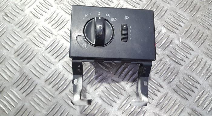Блок света с птф A6395450204 NENUSTATYTA Mercedes-Benz VITO 2002 2.2