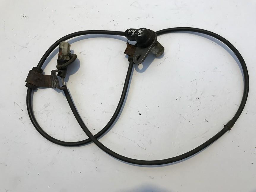 ABS Sensor (ABS WHEEL SPEED SENSOR) rear right f1514371y n/a Mazda RX-8 2007 2.6