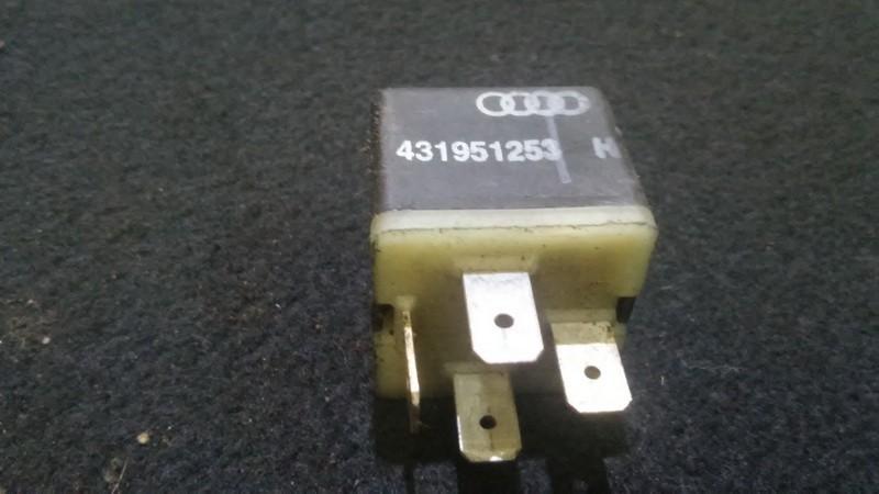 Relay module Audi  A6, C5 1997.01 - 2001.08
